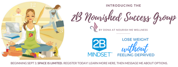 2B Nourished Success Group Ad